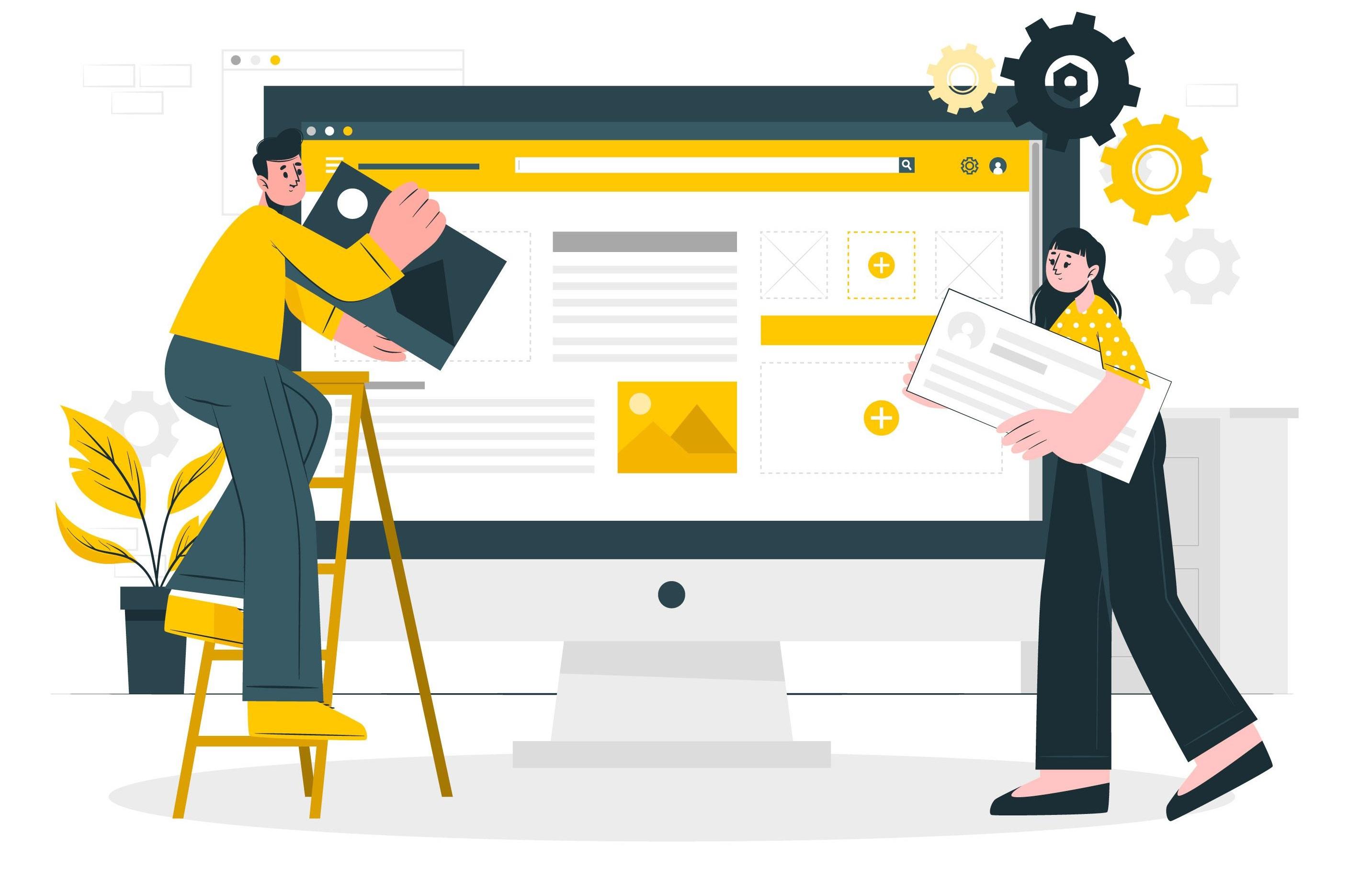 Top 5 Benefits of Having a Business Website.