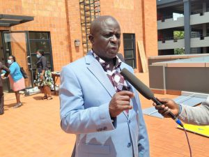 Amb. Walusimbi Roots for Parliamentary Committee on Diaspora