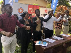 Activists Sensitize EAC Students Leaders on Fighting for their Rights