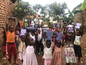 US Investor Reginald Franklin Donates to Ugandan School for Needy