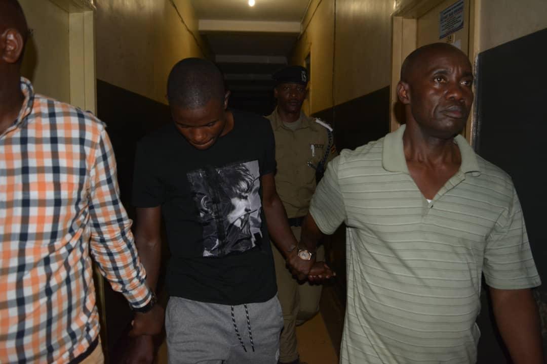 Upcoming Star Record Era Butida Arrested Along With Sipapa