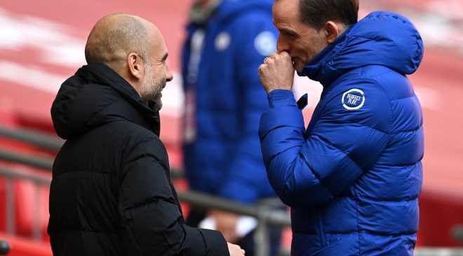 Thomas Tuchel dismisses rivalry with Guardiola