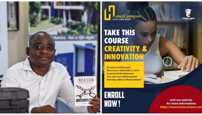Business Man Hamis Kiggundu Launches Hamz Campus